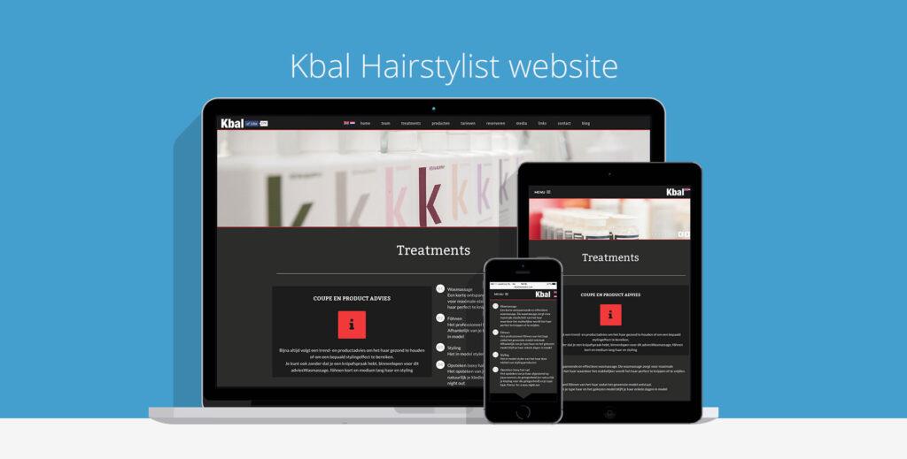kbal hairstylist website