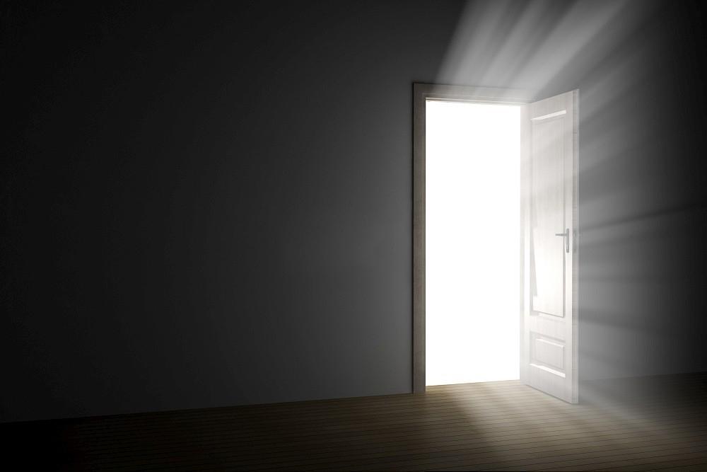 Jouw deur staat altijd open