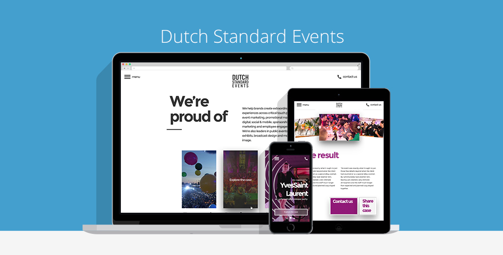 Dutch Standard Events